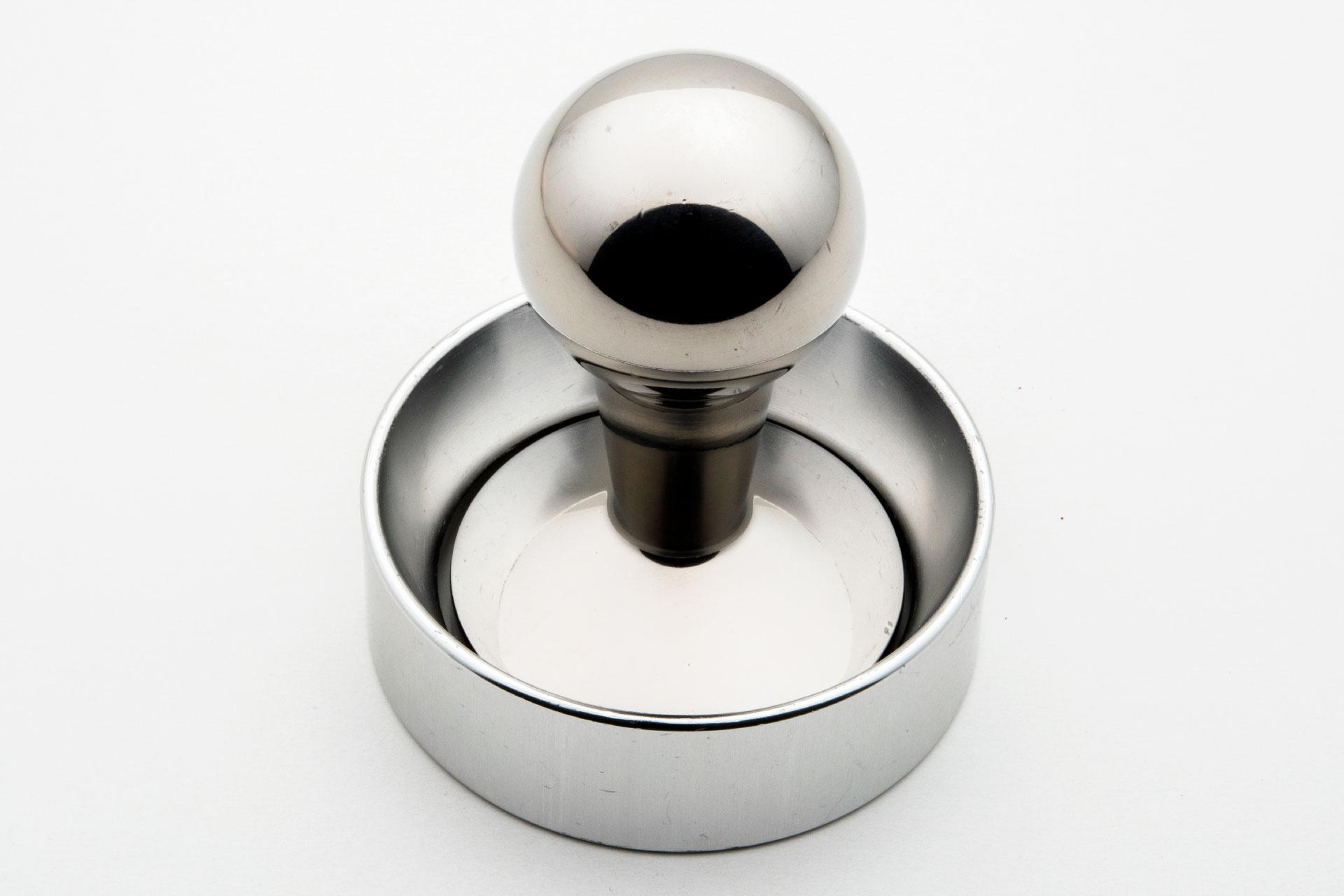 Tamper für Kaffee aus Metal